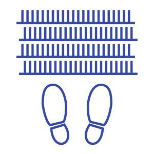 Противоскользящие покрытия (коврики)