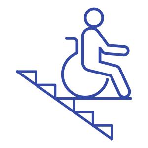 Ступенькоходы и лестничные подъемники