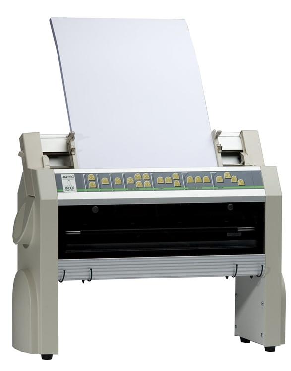 Бумага для печати шрифтом Брайля