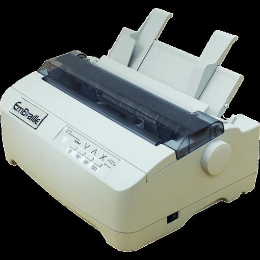 Принтер для печати шрифтом Брайля