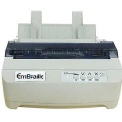 Принтеры для печати шрифтом Брайля